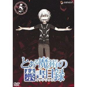 とある魔術の禁書目録 第5巻〈通常版〉 [DVD]|dss