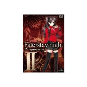 Fate/stay night TV reproduction II [DVD]|dss