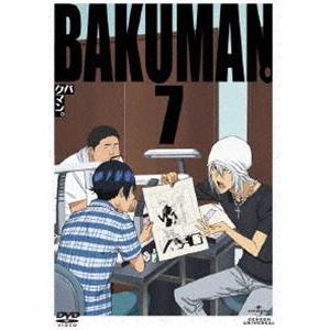 バクマン。 第7巻(初回限定版) [DVD]|dss