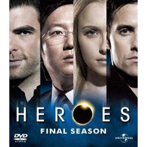 HEROES シーズン4 バリューパック [DVD]|dss