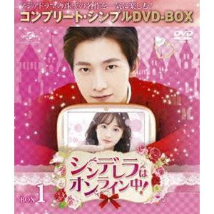 シンデレラはオンライン中! BOX1<コンプリート・シンプルDVD-BOX5,000円シリーズ>【期...