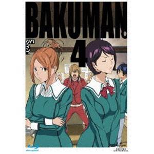 バクマン。 第4巻(初回限定版) [Blu-ray]|dss