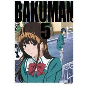 バクマン。 第5巻(初回限定版) [Blu-ray]|dss