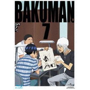 バクマン。 第7巻(初回限定版) [Blu-ray]|dss