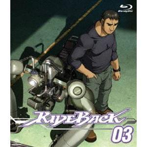 RIDEBACK 03 [Blu-ray] dss