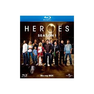 HEROES シーズン1 ブルーレイBOX [Blu-ray]|dss