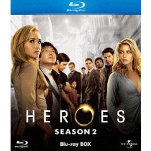 HEROES シーズン2 ブルーレイBOX [Blu-ray]|dss