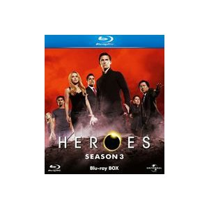 HEROES シーズン3 ブルーレイBOX [Blu-ray]|dss