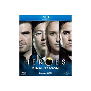 HEROES ファイナル・シーズン ブルーレイBOX [Blu-ray]|dss