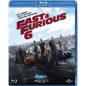 ワイルド・スピード EURO MISSION [Blu-ray]|dss