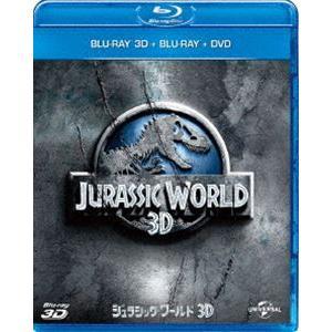 ジュラシック・ワールド3D ブルーレイ&DVDセット(ボーナスDVD付) [Blu-ray]|dss