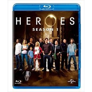 HEROES/ヒーローズ シーズン1 ブルーレイ バリューパック [Blu-ray]|dss
