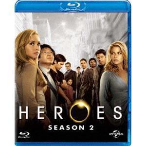 HEROES/ヒーローズ シーズン2 ブルーレイ バリューパック [Blu-ray]|dss