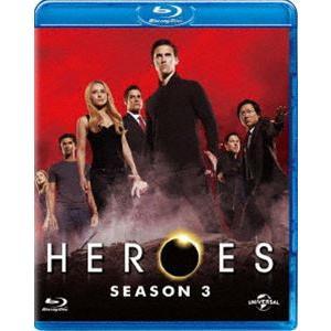 HEROES/ヒーローズ シーズン3 ブルーレイ バリューパック [Blu-ray]|dss