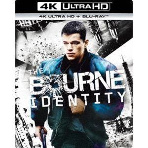 ボーン・アイデンティティー[4K ULTRA HD+Blu-rayセット] [Ultra HD Blu-ray]|dss