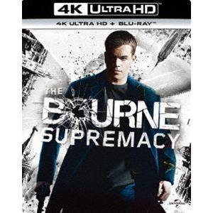 ボーン・スプレマシー[4K ULTRA HD+Blu-rayセット] [Ultra HD Blu-ray]|dss