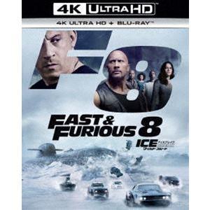 ワイルド・スピード ICE BREAK[4K ULTRA HD + Blu-rayセット] [Ultra HD Blu-ray]|dss