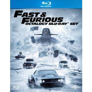ワイルド・スピード オクタロジー Blu-ray SET<初回生産限定> [Blu-ray]