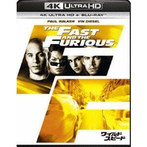 ワイルド・スピード[4K ULTRA HD+Blu-rayセット] [Ultra HD Blu-ray]|dss