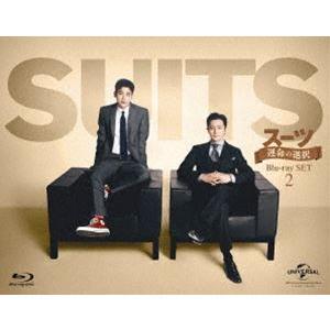 SUITS/スーツ〜運命の選択〜 Blu-ray SET2 [Blu-ray] dss