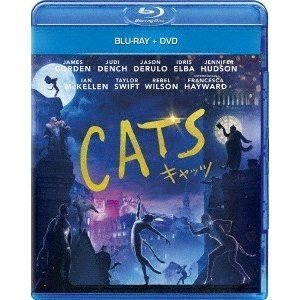 キャッツ ブルーレイ+DVD [Blu-ray]