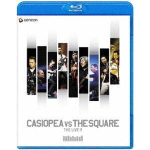 カシオペア/CASIOPEA VS THE SQUARE THE LIVE!! [Blu-ray]|dss
