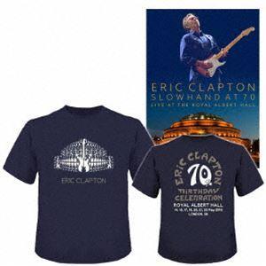 エリック・クラプトン/スローハンド・アット・70 - エリック・クラプトン・ライヴ・アット・ザ・ロイヤル・アルバート・ホール(2000セット完全限定生... [DVD] dss