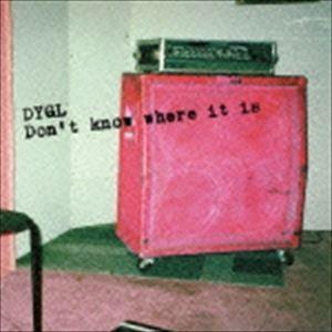種別:CD ※こちらの商品はインディーズ盤にて流通量が少なく、手配できない場合がございます DYGL...