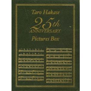 葉加瀬太郎/Taro Hakase 25th ANNIVERSARY Pictures Box(初回生産限定盤) [DVD]|dss
