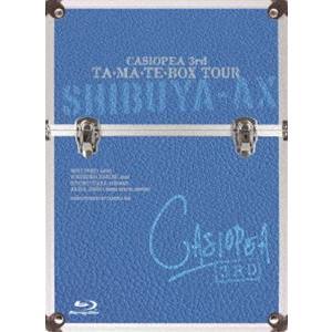 CASIOPEA 3rd/TA・MA・TE・BOX TOUR [Blu-ray]|dss