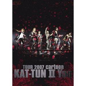 KAT-TUN/TOUR 2007 cartoon KAT-TUN II You(スタンダード・ジャケット)【通常盤】 [DVD]|dss
