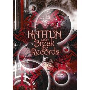 KAT-TUN LIVE Break the Records(通常盤) [DVD]|dss