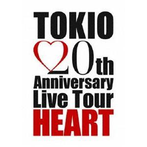 TOKIO 20th Anniversary Live Tour HEART [DVD]|dss