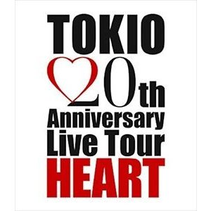 TOKIO 20th Anniversary Live Tour HEART [Blu-ray]|dss