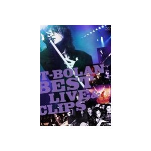 T-BOLAN BEST LIVE & CLIPS [DVD]|dss