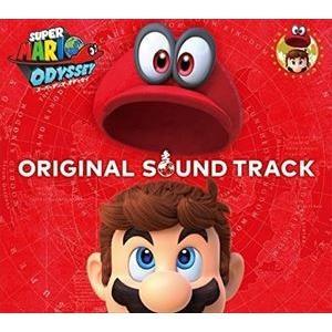 (ゲーム・ミュージック) SUPER MARIO ODYSSEY ORIGINAL SOUNDTRACK [CD]|dss