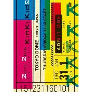 KinKi Kids/2015-2016 Concert KinKi Kids(通常盤) [DVD]|dss