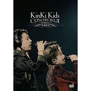 KinKi Kids CONCERT 20.2.21 -Everything happens for a reason-(通常盤) [DVD]|dss