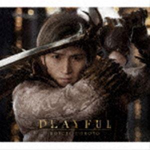 KOICHI DOMOTO / PLAYFUL(初回盤A/CD+Blu-ray) (初回仕様) [CD] dss