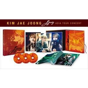 キムジェジュン/2014 Kim Jae Joong Asia Tour Concert & J Party [DVD] dss