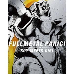 フルメタル・パニック!ディレクターズカット版 第1部:「ボーイ・ミーツ・ガール」編 Blu-ray [Blu-ray]|dss
