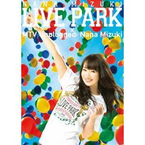 水樹奈々/NANA MIZUKI LIVE PARK × MTV Unplugged:Nana Mizuki [DVD]|dss