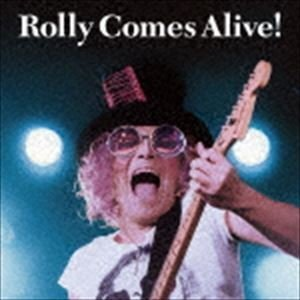 ROLLY / ROLLY COMES ALIVE! [CD]|dss
