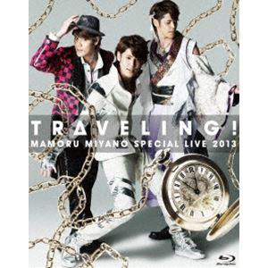 宮野真守/MAMORU MIYANO SPECIAL LIVE 2013〜TRAVELING!〜 [Blu-ray]|dss