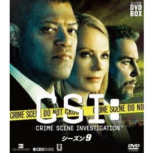 CSI:科学捜査班 コンパクト DVD-BOX シーズン9 [DVD]|dss