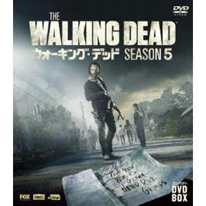 ウォーキング・デッド コンパクト DVD-BOX シーズン5 [DVD]|dss