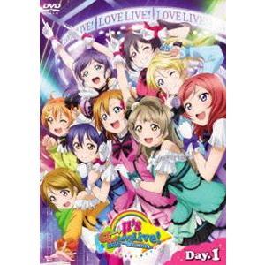 ラブライブ!μ's Go→Go! LoveLive! 2015〜Dream Sensation!〜 DVD Day1 [DVD]|dss