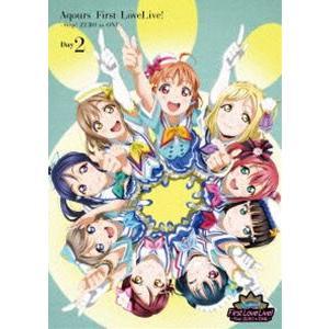 ラブライブ!サンシャイン!! Aqours First LoveLive! 〜Step! ZERO to ONE〜 Day2【DVD】 [DVD]|dss