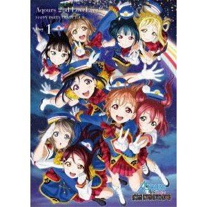 Aqours/ラブライブ!サンシャイン!! Aqours 2nd LoveLive! HAPPY PARTY TRAIN TOUR DVD【埼玉公演Day1】 [DVD]|dss