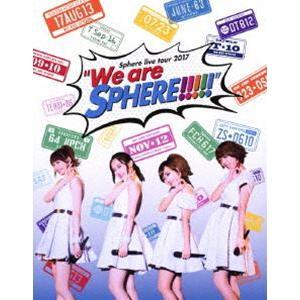 """スフィア/Sphere live tour 2017""""We are SPHERE!!!!!""""LIVE BD [Blu-ray] dss"""